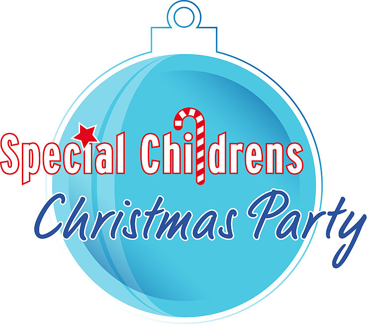 Logo von 2015 für die Special Children's Christmas Party in Vancouver