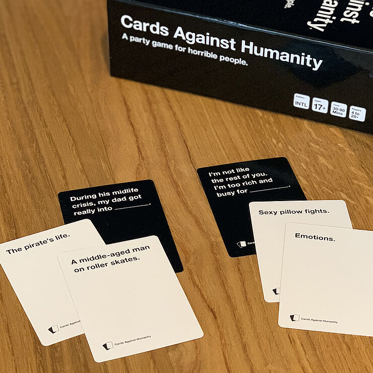 Kartenspiel: Cards Against Humanity